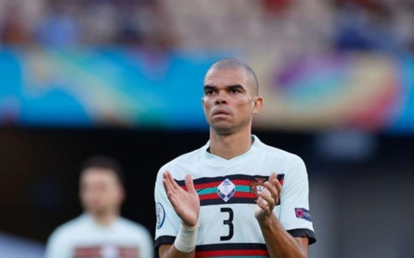 Pepe Avropa çempionatları tarixinə düşdü