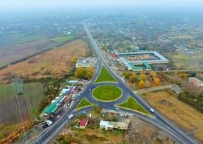 Respublika əhəmiyyətli 2 avtomobil yolunun tikintisi yekunlaşıb