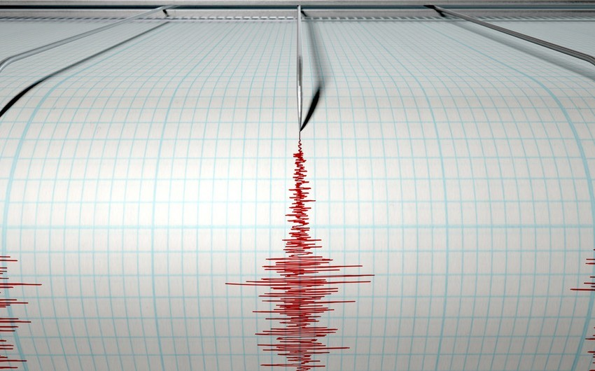 В Азербайджане зафиксировано очередное землетрясение