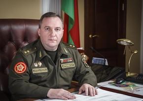 Belarusun müdafiə naziri: Azərbaycan bizim ənənəvi dostumuz və müttəfiqimizdir