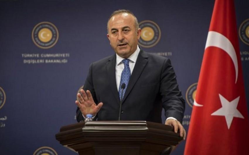 Türkiyə XİN başçısı: İncirlikdəki, Kürəcikdəki hərbi bazaları bağlaya bilərik