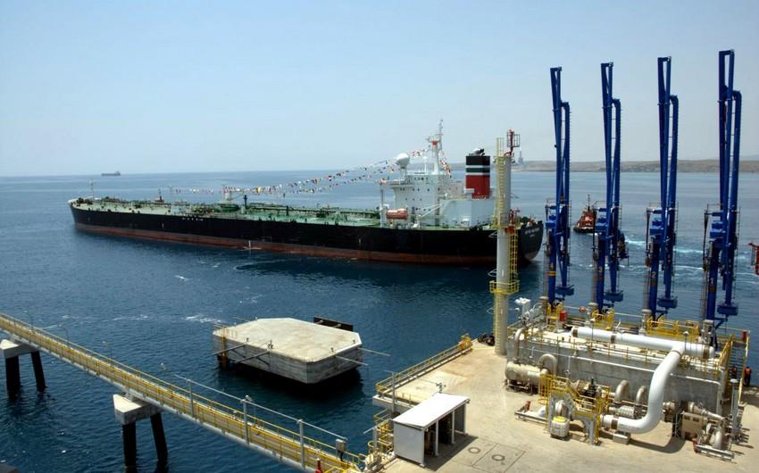Bu il Ceyhan limanından 31 milyon barelə yaxın neft nəql edilib
