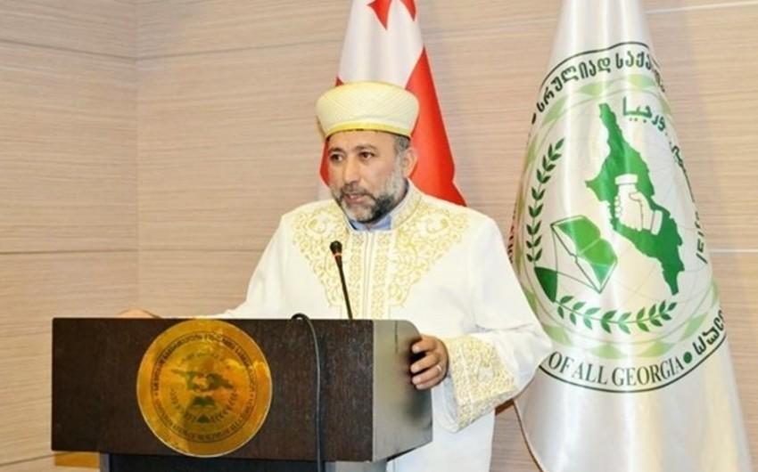 Муфтий Управления мусульман Грузии подал в отставку