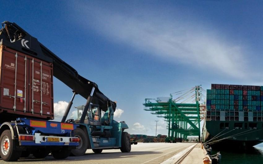 İpək Yolunun Azərbaycan seqmentində avtomobil nəqliyyatı ilə yük daşınması 3% artıb