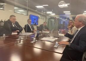 Вице-премьер России встретился с управляющим директором Всемирного банка