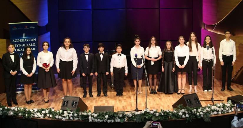 II Azərbaycan beynəlxalq vokalçılar festivalının üçüncü günü başlayıb