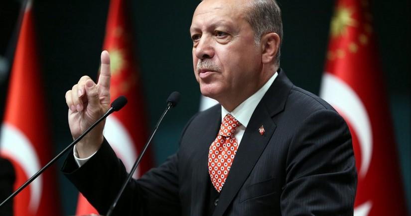 Эрдоган: Нас обвинили в том, что мы с Азербайджаном