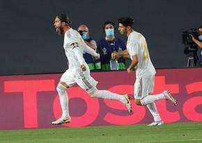 Реал победил в шестом матче подряд в Ла Лиге
