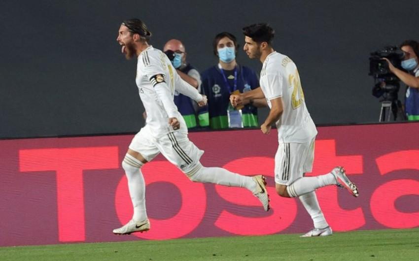 Real Madrid liderliyini möhkəmlətdi