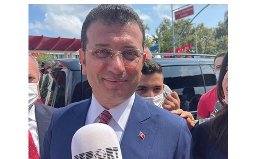 Istanbul mayor: Azerbaijanis made great contribution to Independence War