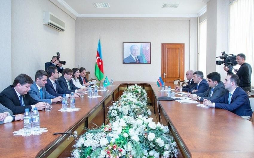 """İnam Kərimov: """"Azərbaycan və Braziliya arasında aqrar sahədə əməkdaşlıq üçün böyük potensial var"""""""