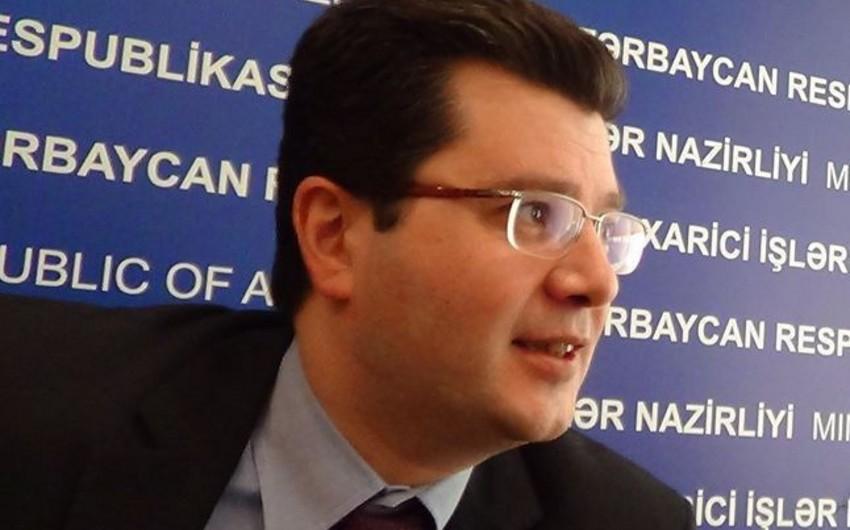 XİN: Avropa Parlamentinin Azərbaycanda insan hüquqlarına dair qəbul etdiyi qətnamə qərəzlidir