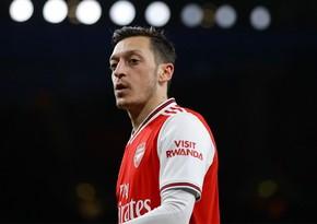 Fənərbağça Mesut Özillə anlaşdı