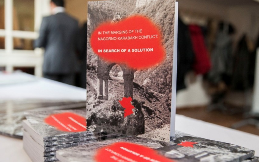 The book 'Nagorno-Karabakh conflict: search for solutions' presented in Vilnius