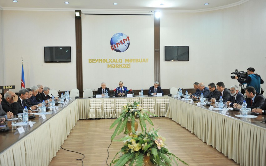Next meeting between government and opposition in Azerbaijan began