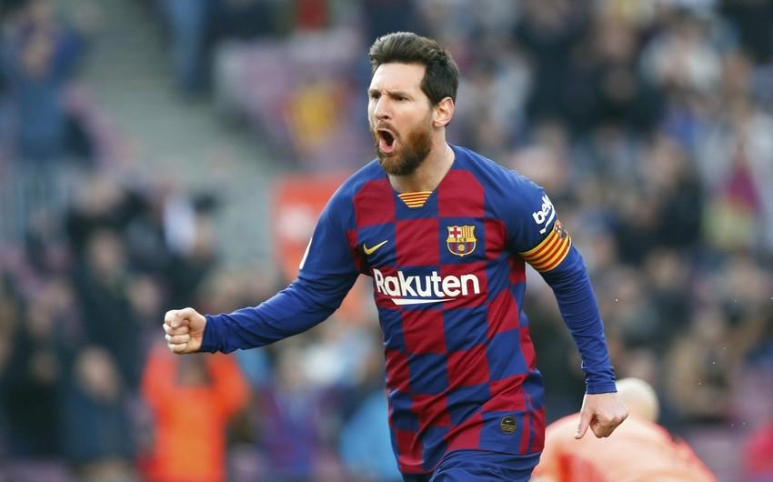 KİV: Messi Barselonadan ayrılmaq qərarına gəldi