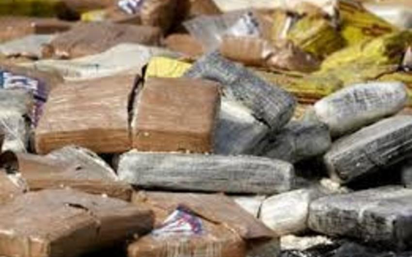 Azərbaycan gömrük orqanlarının sərhəddə aşkarladığı narkotiklərin miqdarı artıb