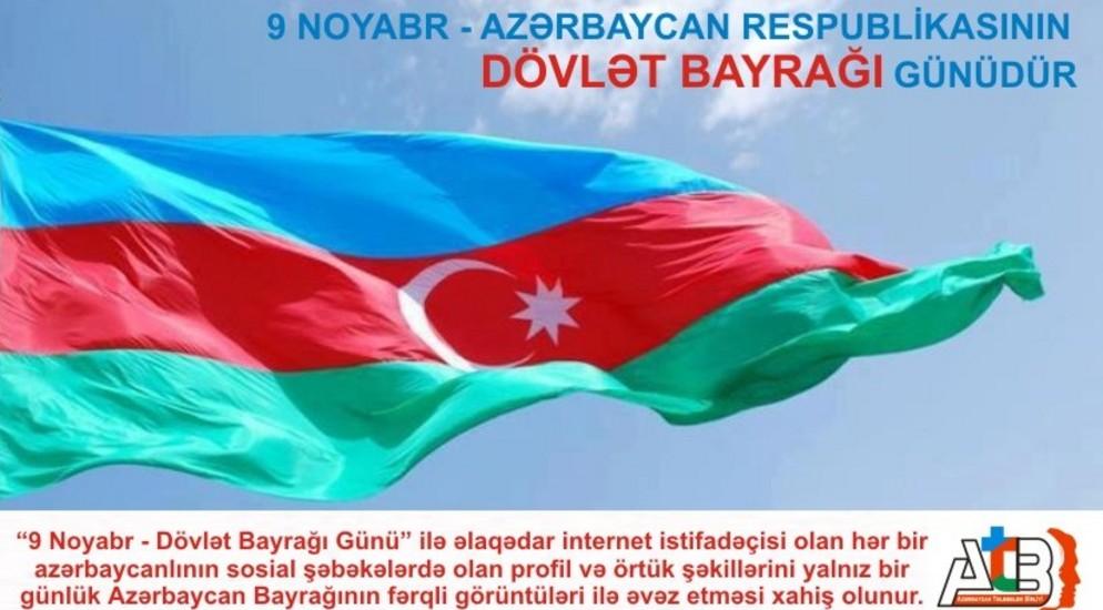9 Noyabr Bayraq Gunu Haqqinda Melumat