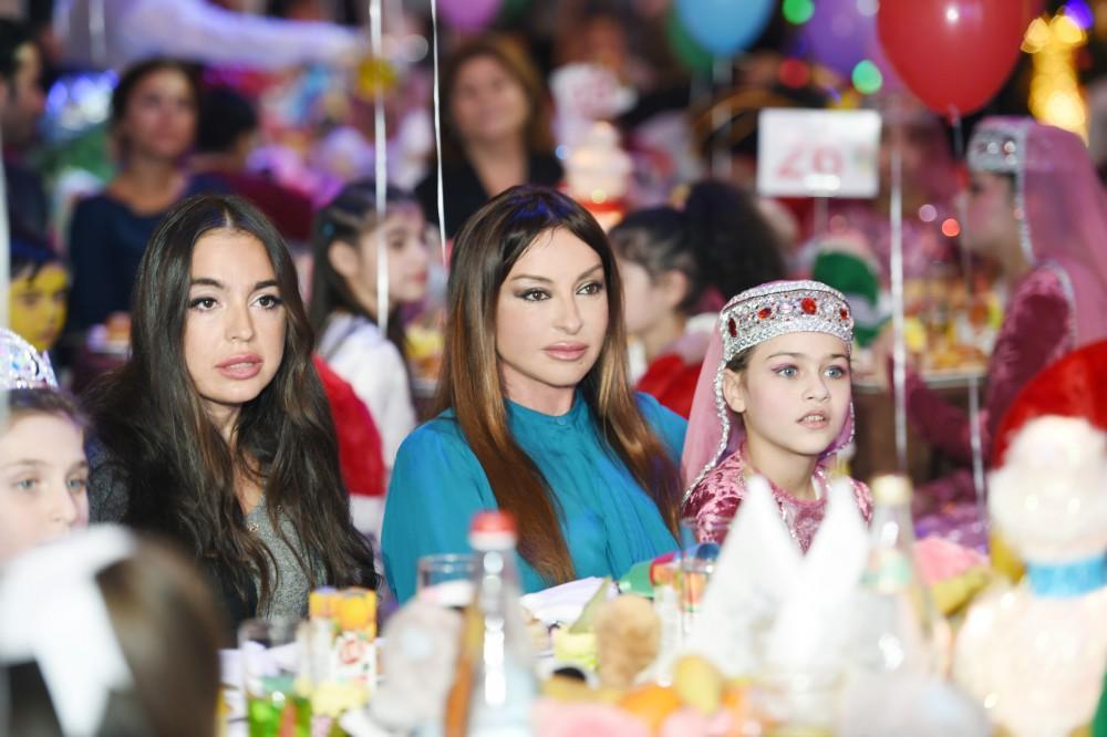 Mehriban Aliyeva: Hope, 2016 will bring many success and new achievements to Azerbaijan