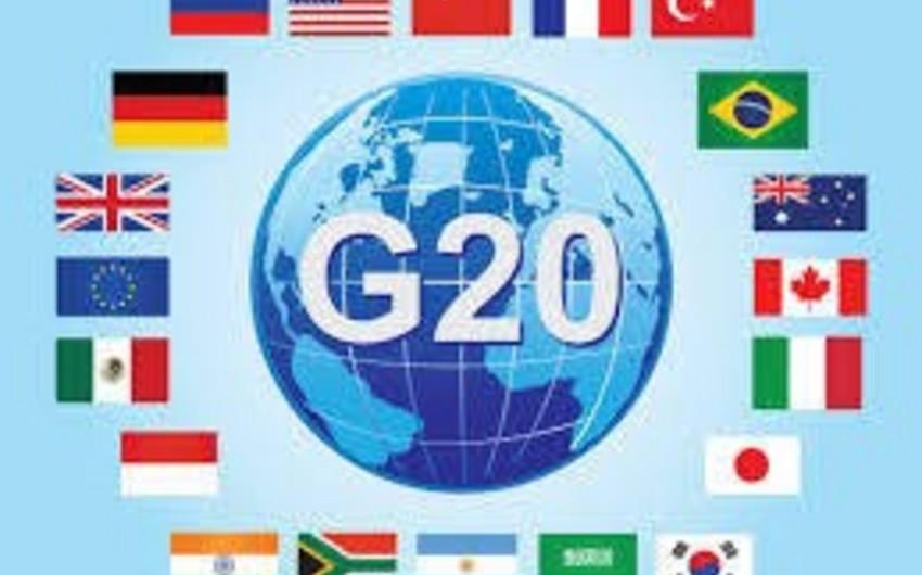 G20 koronavirusla mübarizəyə 7 trilyon dollar ayırıb