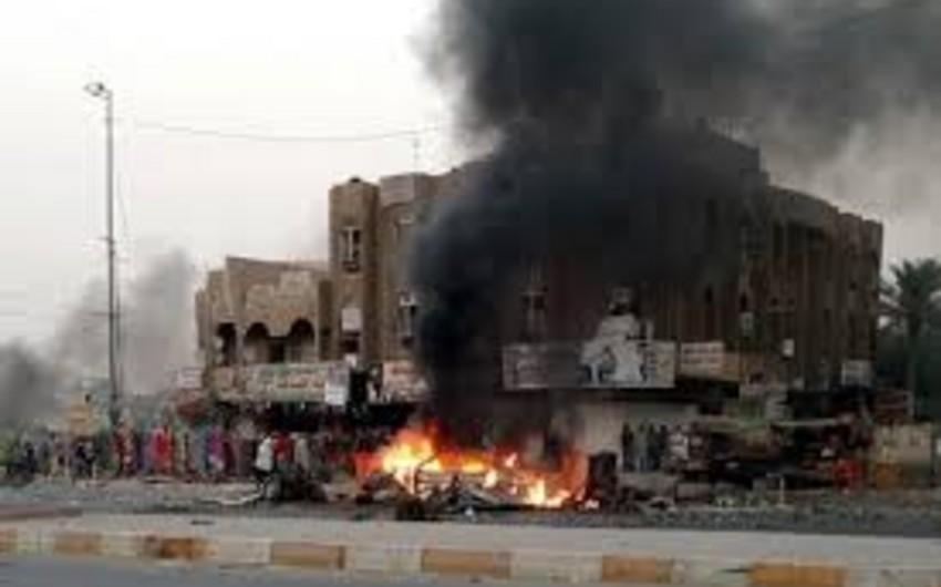 Terrorist attack in Iraq kills 60 people and injures 200