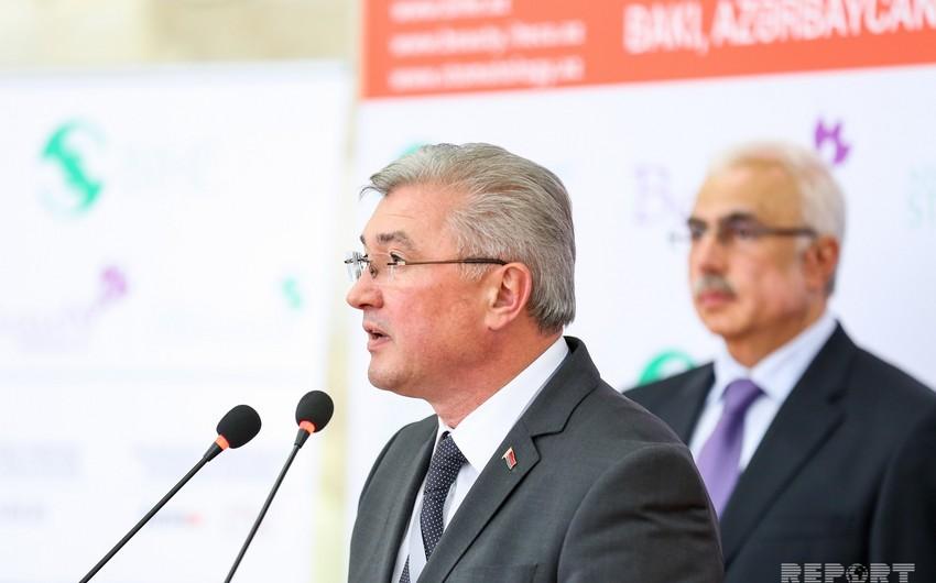 Nazir: Belarusdan Azərbaycana göndərilən dərmanların həcmi artıb