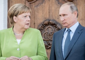 Merkel and Putin discuss situation in Belarus