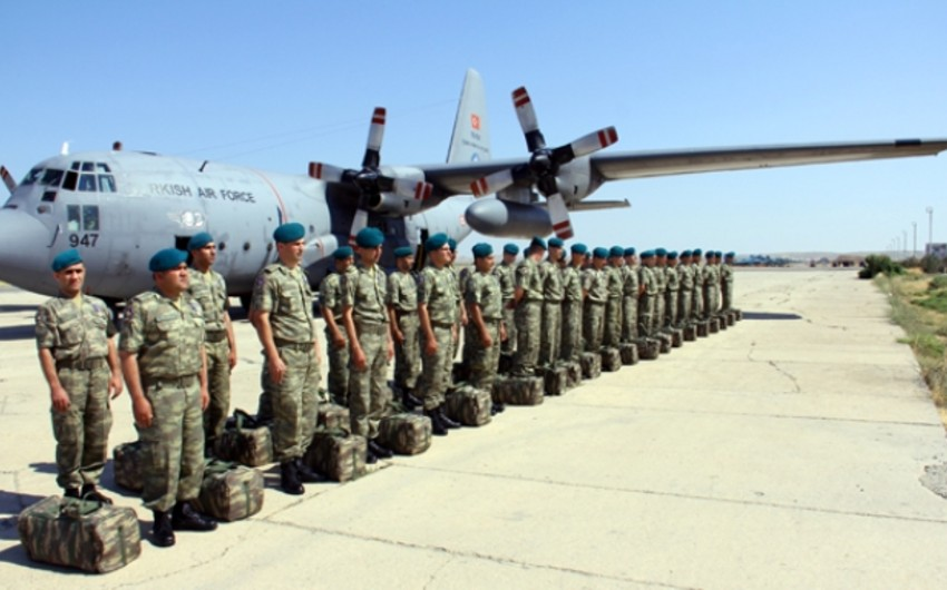 Group of Azerbaijani peacekeepers back from Afghanistan