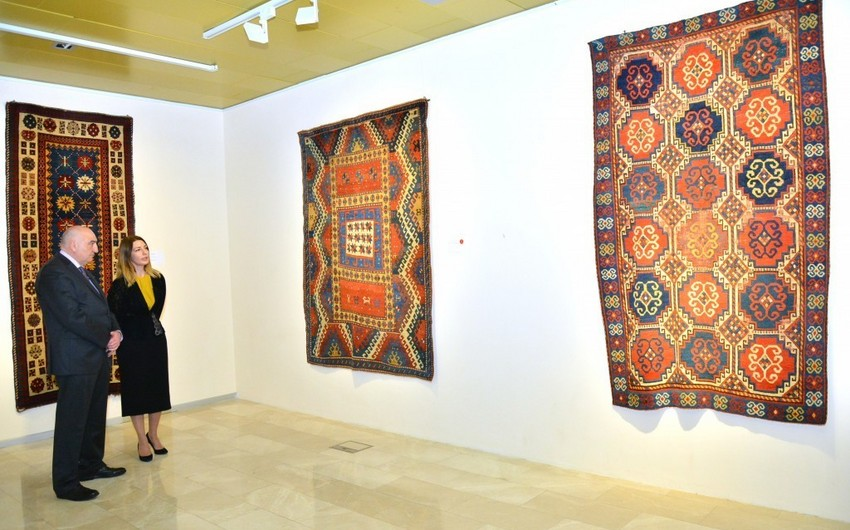Carpet museum in Baku opens its first virtual exhibition