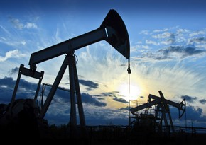 Azerbaijani oil price falls below $44