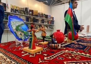 Азербайджан представил свою литературу на книжной ярмарке в Москве