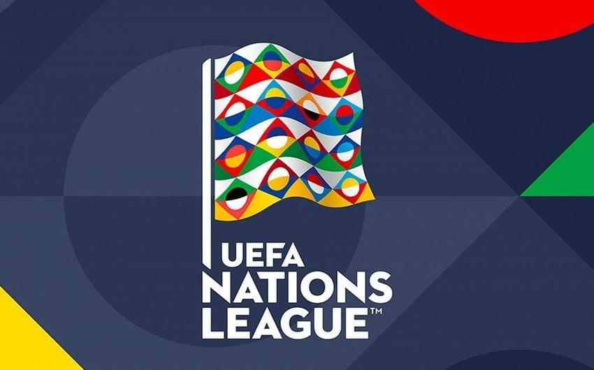 UEFA Millətlər Liqasında yeni mövsümə start verilir -