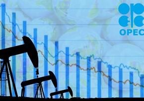 """""""OPEC"""" kartel xaricindəki ölkələrdən neft tədarükü ilə bağlı proqnoz göstəricisini azaldıb"""