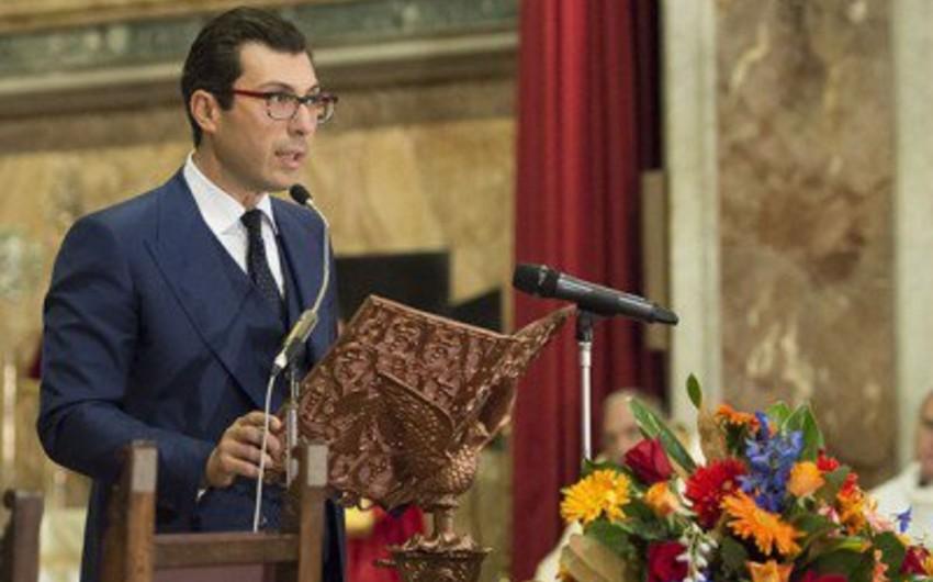 XİN: Serj Sarqsyanın Vatikanda səfir olan kürəkəni geri çağırılacaq