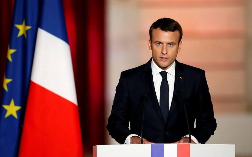 Fransa prezidenti -