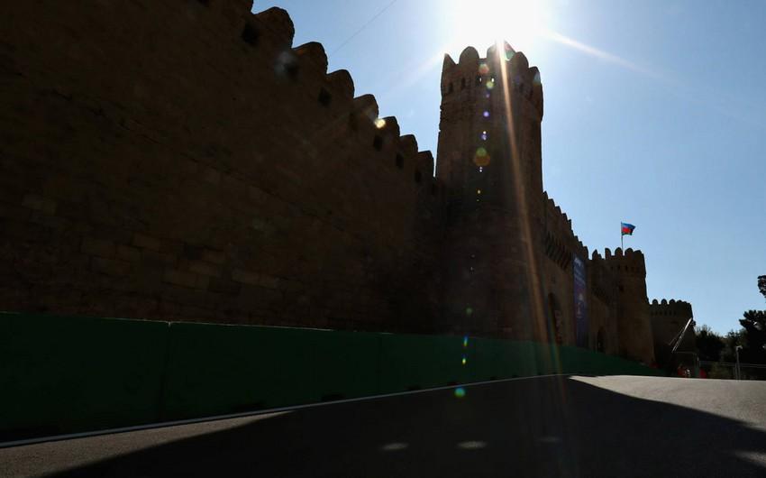 Formula 1 pilotu: Sürətiniz varsa, Bakıda digər maşınları ötə bilərsiniz