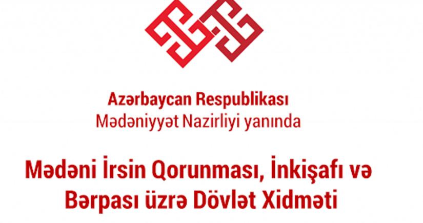 Dövlət Xidməti: Azad olunan ərazilərdəki tarix-mədəniyyət abidələrinin reyestri yaradılacaq