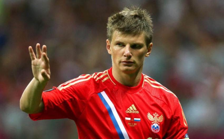 Andrey Arşavin Çempionlar Liqasında iştirak etmiş ən yaxşı rusiyalı futbolçu seçilib