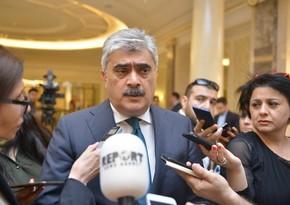 """Samir Şərifov: """"ÜDM-də azalma göstəricisi bir qədər də artacaq"""""""
