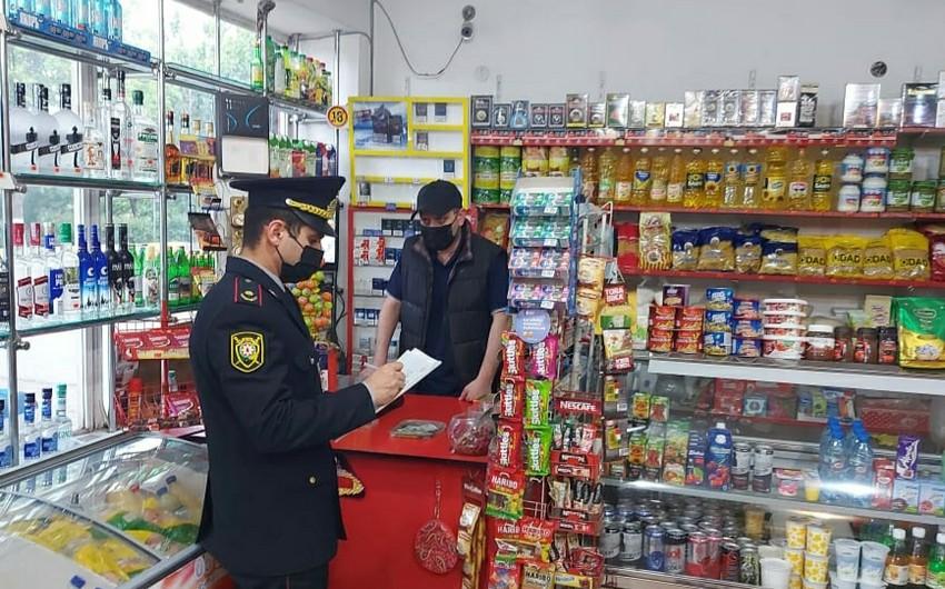 Lənkəranda 3 mağazada yetkinlik yaşına çatmayanlara tütün məmulatları satılması aşkarlanıb