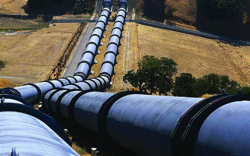 В январе по трубопроводу Баку-Тбилиси-Джейхан транспортировано 400 тонн транзитной нефти