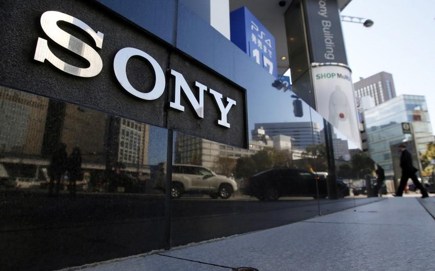 Sony rekord həddə xalis mənfəət əldə edib