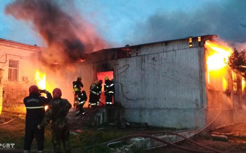 Пожар в Республиканском наркологическом центре локализован, есть погибший и раненые - ФОТО - ОБНОВЛЕНО