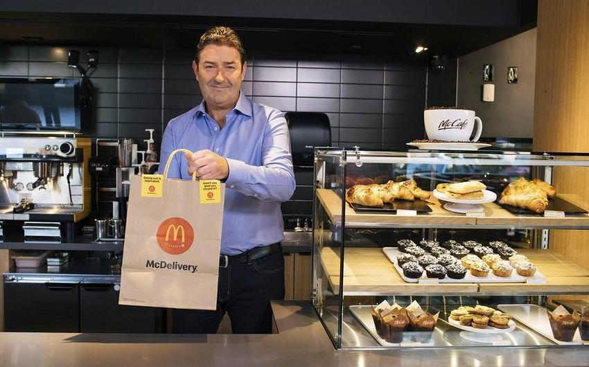 McDonald's prezidenti qalmaqala görə vəzifəsini tərk edib