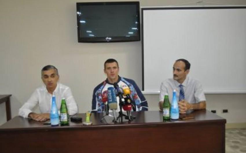 Valentin Demyanenko: Karyeramı bitirdikdən sonra məşqçi işləyəcəyəm