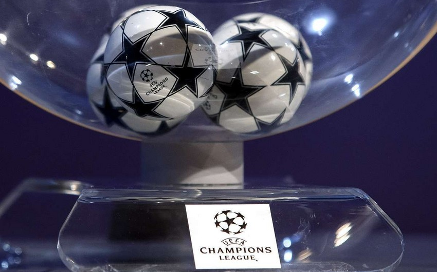 В сеть попали результаты жеребьевки четвертьфинала Лиги чемпионов