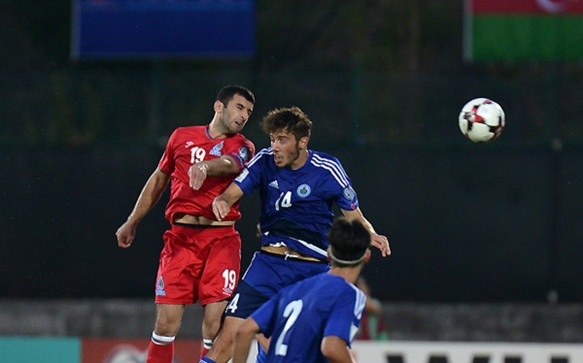Rahid Amirguliyev: Main thing was to gain three points - INTERVIEW