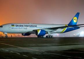 Украинская авиакомпания планирует полеты Киев-Баку с 4 ноября