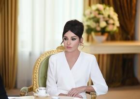 Мехрибан Алиева сделала публикацию в связи сДнём национальной музыки