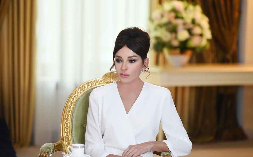Mehriban Aliyeva shares post on Instagram over National Music Day